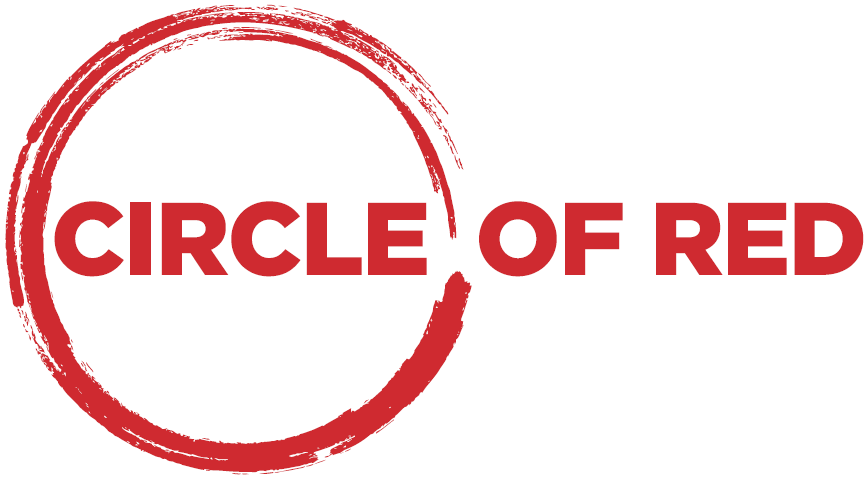 American Heart Association Circle of Red Logo